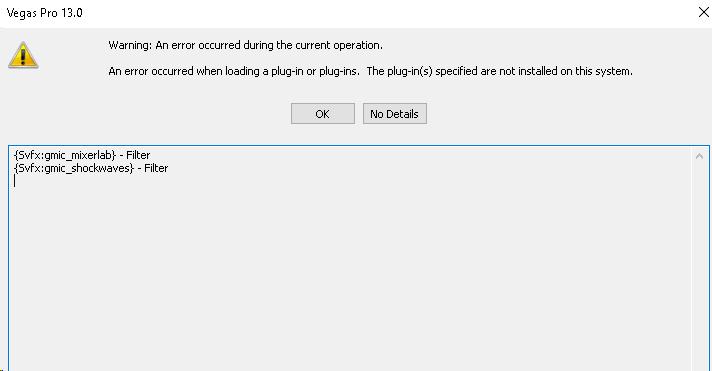G'MIC OFX plugin not showing in Sony Vegas Pro 13 - G'MIC - discuss
