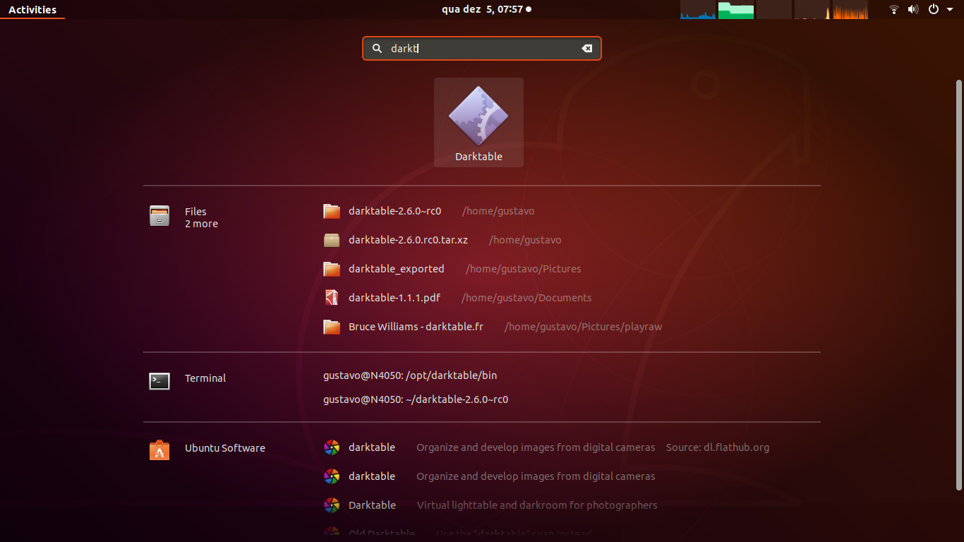 darktable 2 6 0rc0 released | darktable